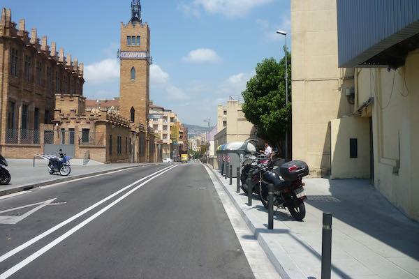 Calle Mèxic
