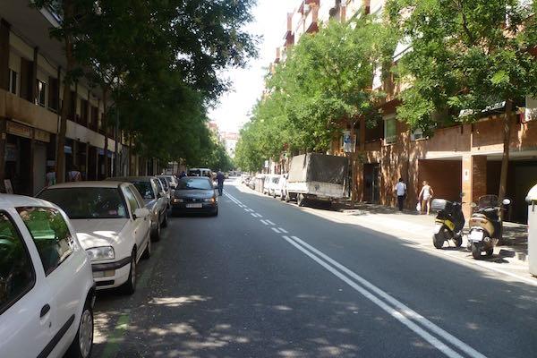 Calle de Sant Fructuós