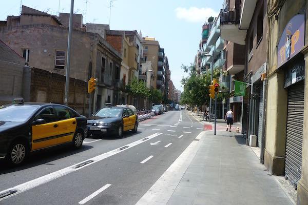 Carretera de la Bordeta