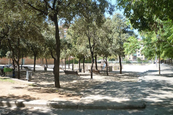 Jardins de Màlaga