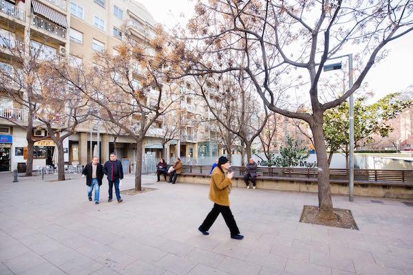 Plaça Marina