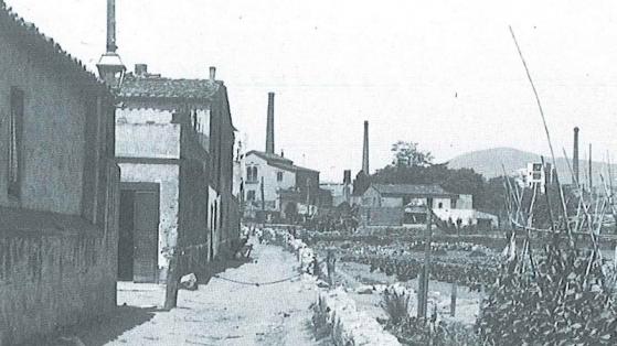 Camí de la Cadena (any 1933)