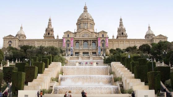 El Museu Nacional d'Art de Catalunya