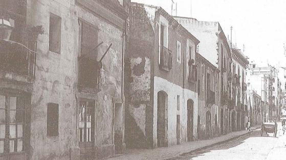 Calle de Sant Crist
