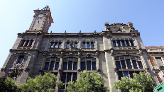 Sede del Distrito de Sants-Montjuïc