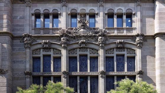 Seu del Districte de Sants-Montjuïc