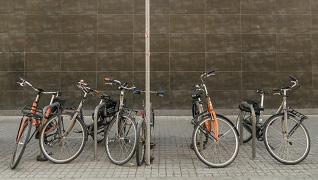 Ancoratge de bicicletes