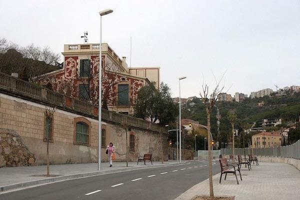 Avenida Vallvidrera