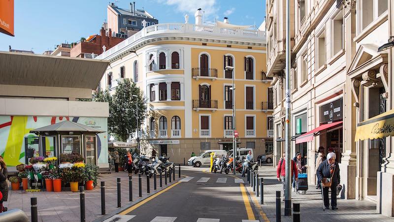 Sarria-Sant Gervasi Barcelona-Home
