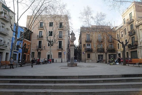 Plaça Sant Vicenç