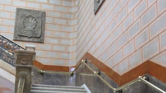 Escales sala de casaments de Sarrià - Sant Gervasi