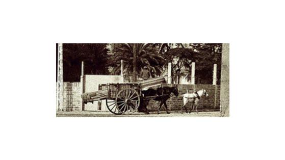 Fotografia històrica de Sant Gervasi - Galvany