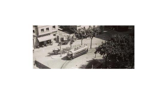 Fotografia històrica de Sant Gervasi - la Bonanova