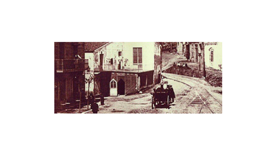 Fotografia històrica de Vallvidrera