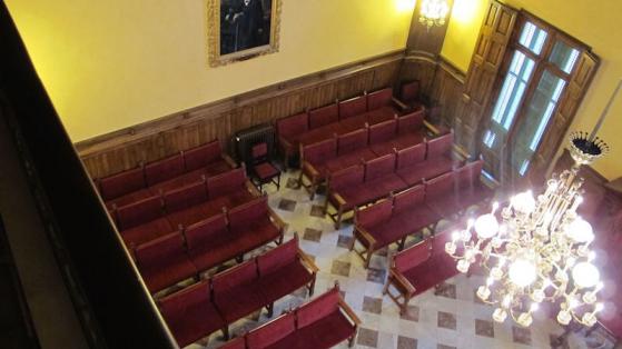 Sala casaments del districte de Sarrià - Sant Gervasi