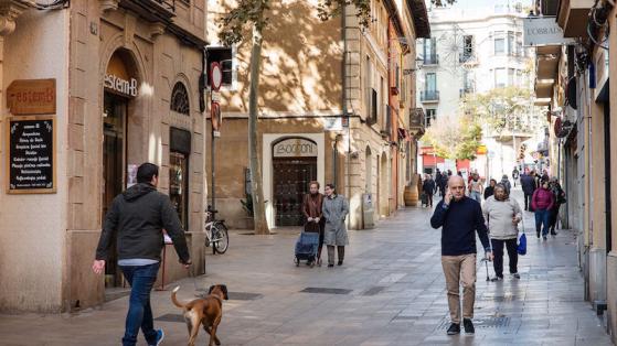 Carrer Major de Sarrià