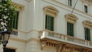 Seu del Districte de Sarrià - Sant Gervasi