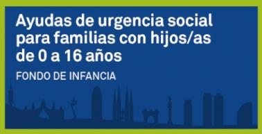 Ayudas de urgencia social para las familias con hijos/as de 0 a 16 años