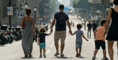 Servei d'inserció social per a famílies amb infants