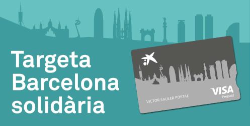 Targeta Barcelona Solidària