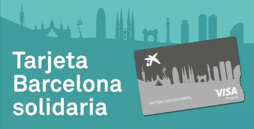 Tarjeta Barcelona Solidaria