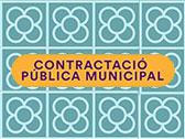 Contractació pública municipal