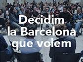 #DecidimBarcelona