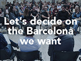 Let's decide on the Barcelona we want