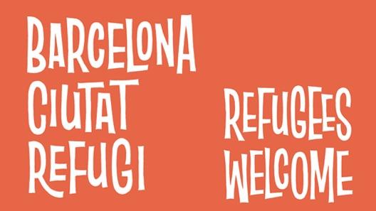 Banner Barcelona Ciutat Refugi