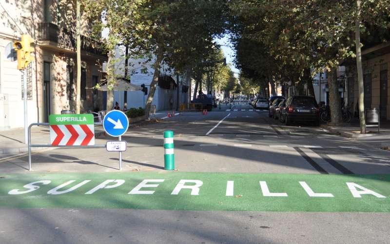 Superilla districte Sant Martí