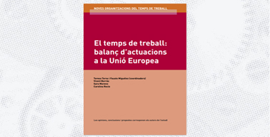 Work time: report on European Union measures