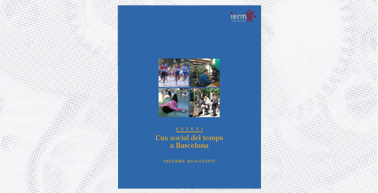 The social use of the time in Barcelona. Executive Study