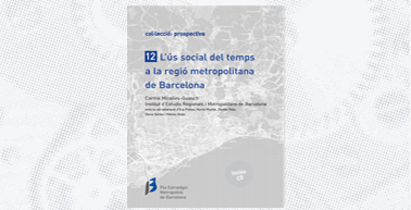 Social use of the time in the Barcelona Metropolitan Region