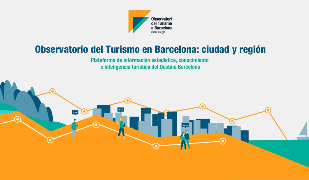 Observatorio del Turismo en Barcelona: ciudad y región