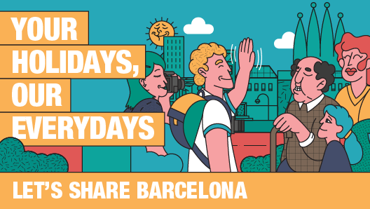 Let's Share Barcelona