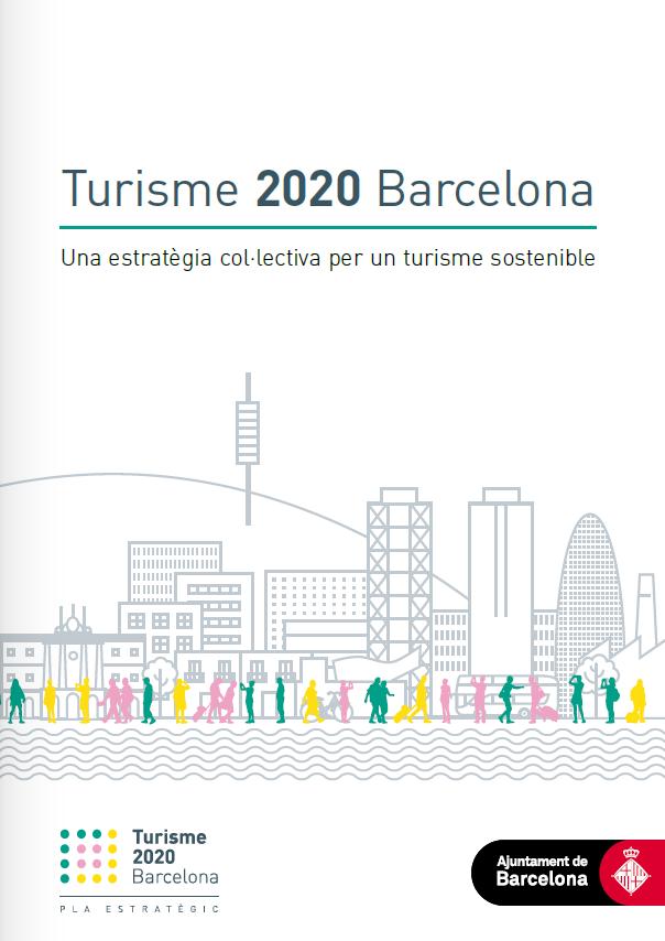 Calendario Laboral Barcelona 2020.Planificacion Del Turismo Turismo Ayuntamiento De Barcelona