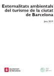 Anàlisi de l'impacte ambiental del turisme a Barcelona