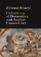 Coberta del llibre Extraordinary! Collections of Decorative and Author-Centred Art