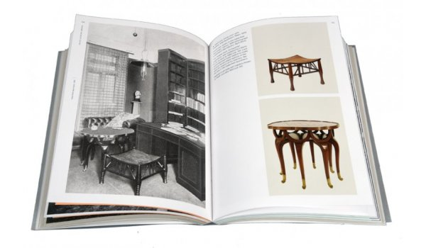 Imatge de les pàgines interiors del llibre 'Adolf Loos. Private Spaces'