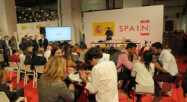 Market chairmen have visited 4YFN at the Mobile World Congress in Barcelona