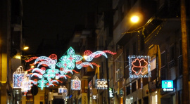 Applications for Christmas lights subsidies invited