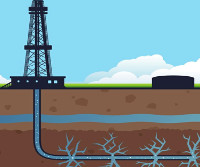 The prohibition of the fracking is a reality in Catalonia