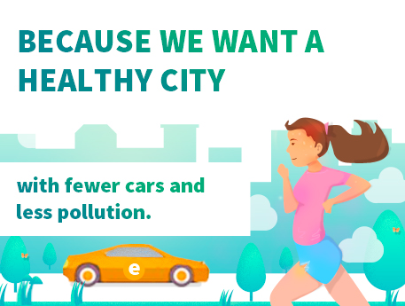 Because we want a healthier city