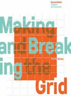 Making and breaking the grid : a graphic design layout workshop