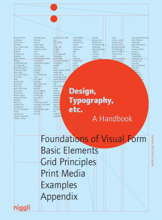 Design, typography, etc. : a handbook
