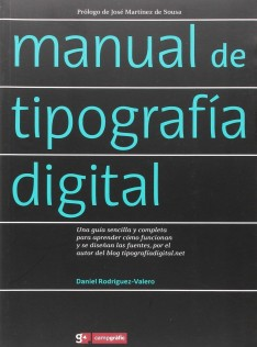 Manual de tipografía digital