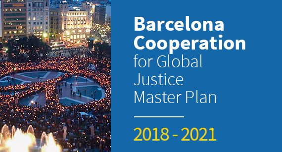 Drafting of the Cooperation for Global Justice Master Plan 2018-2021