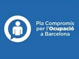 Logo Barcelona shows its commitment